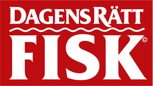 Logotyp - Dagens rätt fisk