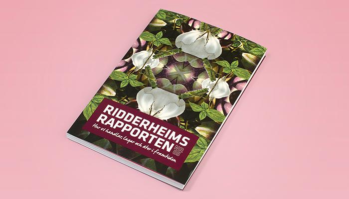 Beställ Ridderheimsrapporten - En trendspaning inom mat